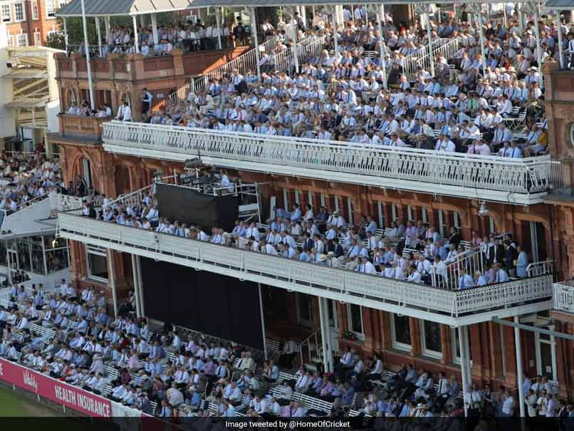 Marylebone Cricket Club Bends Rules, Allows Members To Attend Match Without Jackets