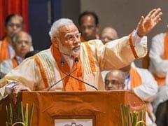 नए विचार कैंपस के युवाओं के दिमाग से आते हैं, चमक-दमक वाले कार्यालयों से नहीं: PM मोदी
