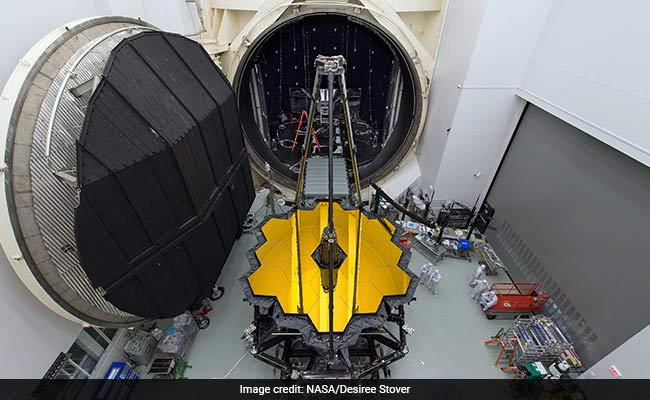 NASA's Next Great Space Telescope Is Stuck On Earth