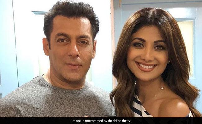 'When It's Salman Khan, I Can Get Away With Saying A Lot:' Shilpa Shetty
