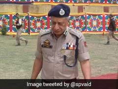 SP Vaid Removed As Jammu And Kashmir Police Chief