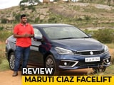 Video: 2018 Maruti Suzuki Ciaz Facelift Review