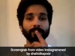 शाहिद कपूर ने यामी गौतम के साथ किया फ्लर्ट, फिगर पर यूं किया कमेंट.. जरूर देखें Video