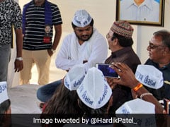 Medha Patkar Not Allowed To Meet Hardik Patel At Fast Venue