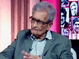 "Video : Amartya Sen's Rebuttal To PM Modi's ""Hard Work vs Harvard"" Jibe"