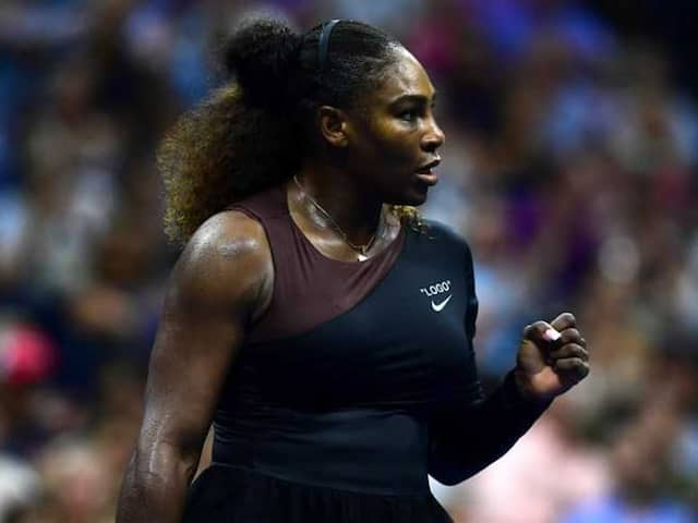 Serena Williams Surges Into Second Round As Simona Halep Toppled At US Open