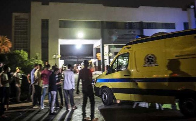Blast At Chemical Site Near Cairo Airport Injures 12: Army