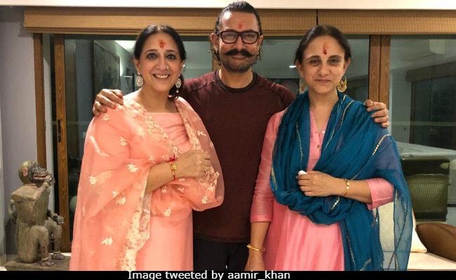 Raksha Bandhan 2018: Aamir Khan's Rakhi Was Simple, Just Like His Post