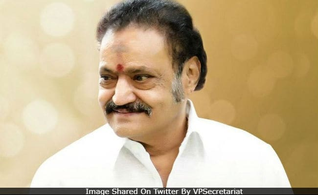 Nandamuri Harikrishna Drove Father NTR On 'Chariot' When He Floated Party