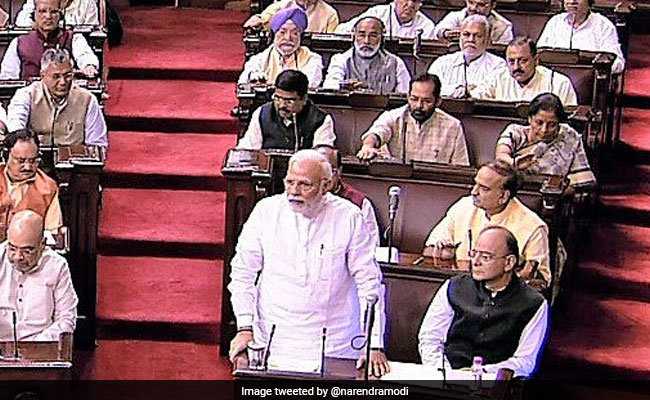 PM Modi's Remarks On Congress Leader BK Hariprasad In Parliament Expunged