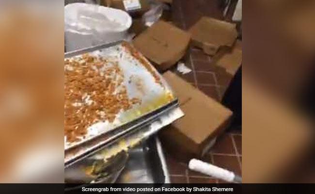 रेस्टोरेंट में काम करने वाली लड़की ने किचन की गंदगी का किया FB LIVE, मालिक ने ऐसे लिया बदला