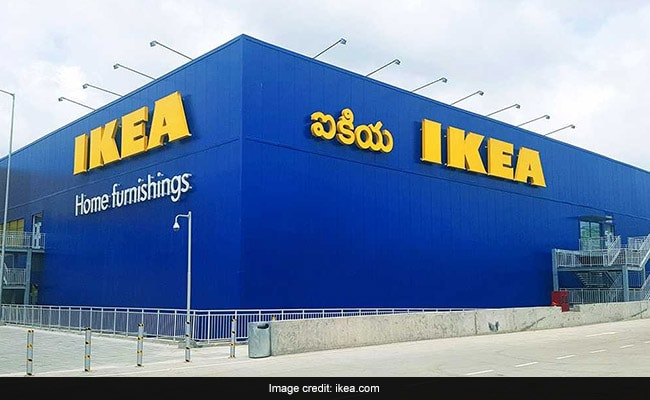 IKEA opens first India store in Hyderabad