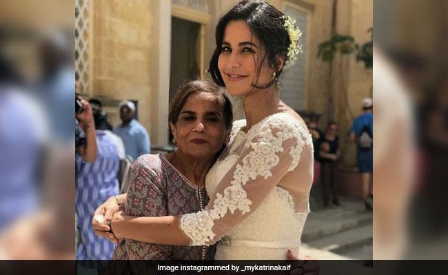 Bharat: Katrina Kaif's Pic With Salma Khan Goes Viral After Arpita Posts And Then Deletes It
