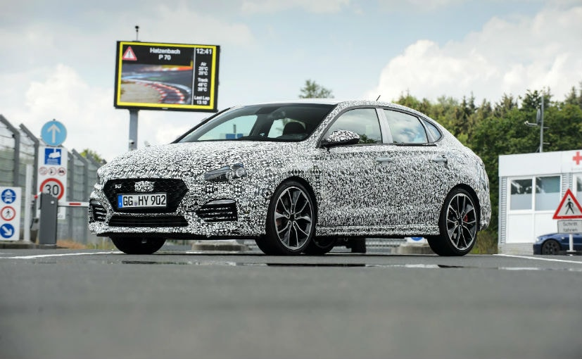 New Hyundai i30 Fastback N To Debut At Paris Motor Show