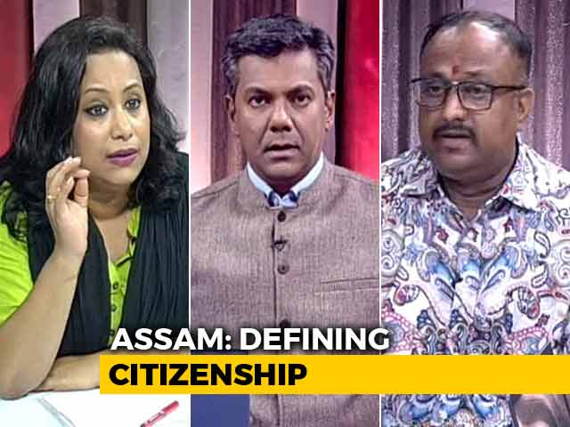 Video : What Happens To 40 Lakh People Left Out Of Assam List?