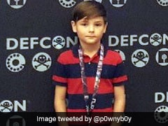 11-Year Old Hacks Into Replica US Vote Website In Minutes At Convention