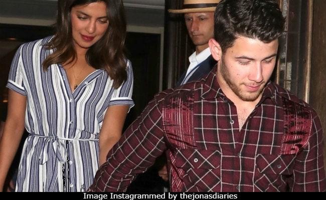 For Priyanka Chopra's Birthday, Nick Jonas May Be On To Something Big. These Pics Are Proof