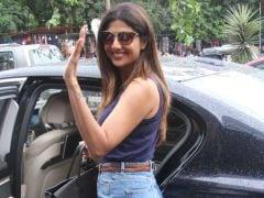 Shilpa Shetty And Sara Ali Khan Have Us Crushing On Denim - Again
