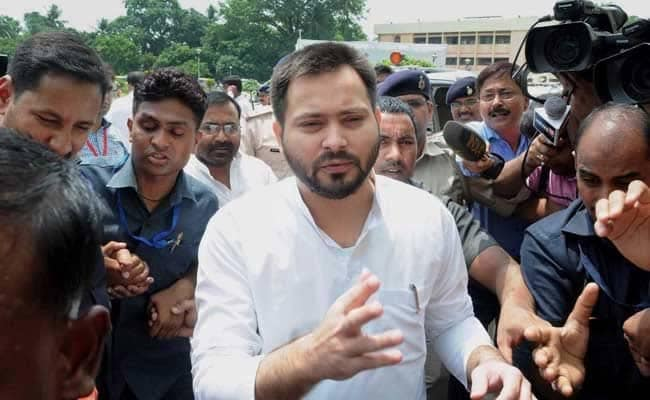 Tejashwi Yadav Darts 20 Questions At Nitish Kumar On Bihar Shelter Horror