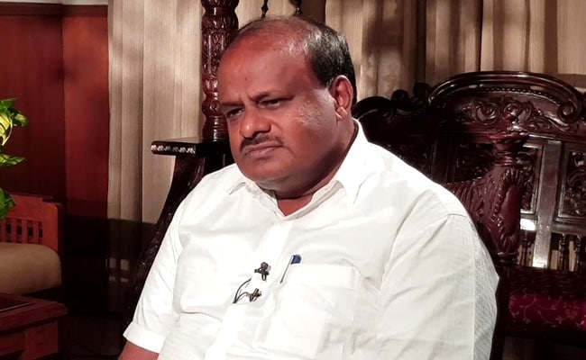 Where Is PM Modi Getting Money To Poach Lawmakers, Asks HD Kumaraswamy