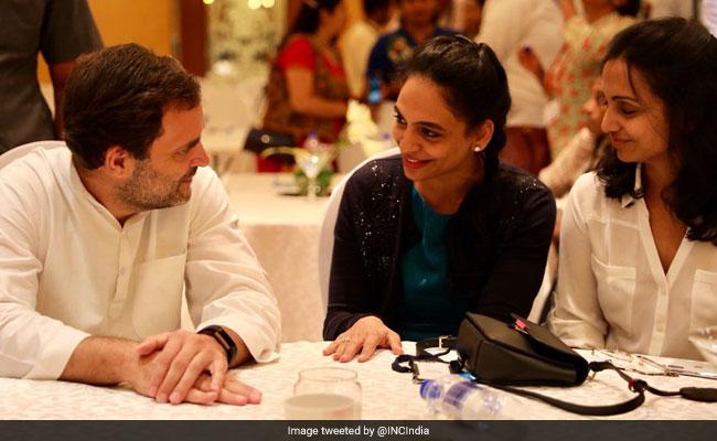 जब कांग्रेस अध्यक्ष राहुल गांधी ने बताया, 'हो चुकी है मेरी शादी...'