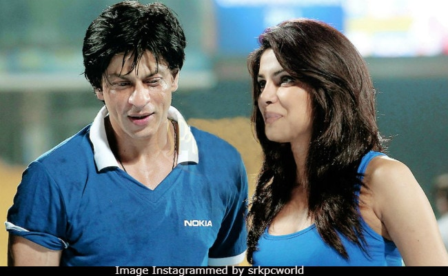 Shah Rukh Khan's witty reply on Priyanka Chopra-Nick Jonas engagement