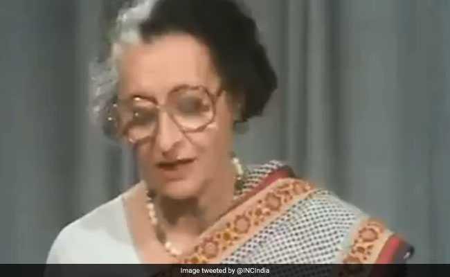 ऐतिहासिक VIDEO : जब अंतरिक्ष यात्री राकेश शर्मा से इंदिरा गांधी ने पूछा, 'कैसा दिखता है हिंदुस्तान…'