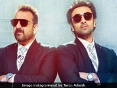 """Sanjay Dutt Defends <i>Sanju</i>: """"No One Would Spend Rs 30 Crore To Change My Image"""""""