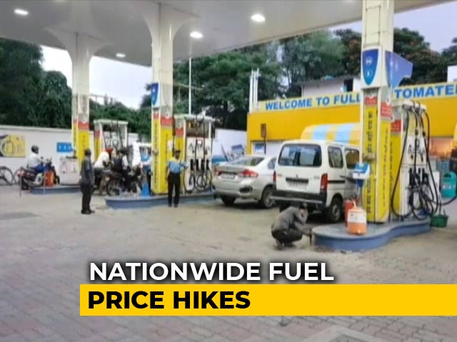 Video : Diesel Hits A New High, Petrol Prices Also Climb.