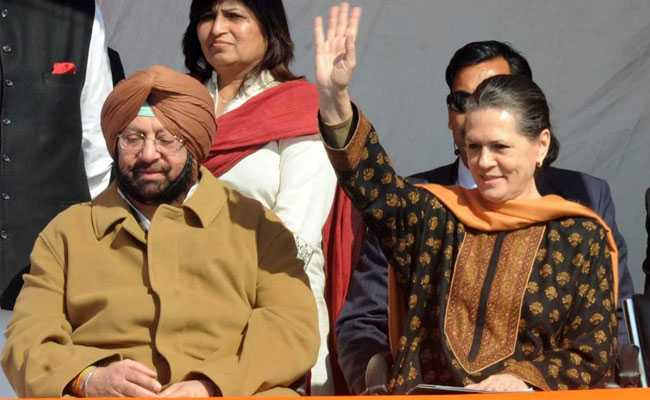 No Alliance Needed In Punjab, Amarinder Singh Tells Congress Leadership