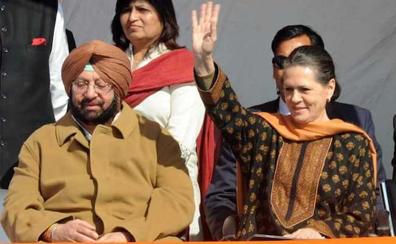 'Can't Continue With Such Humiliation,' Captain Tells Sonia Gandhi: Sources