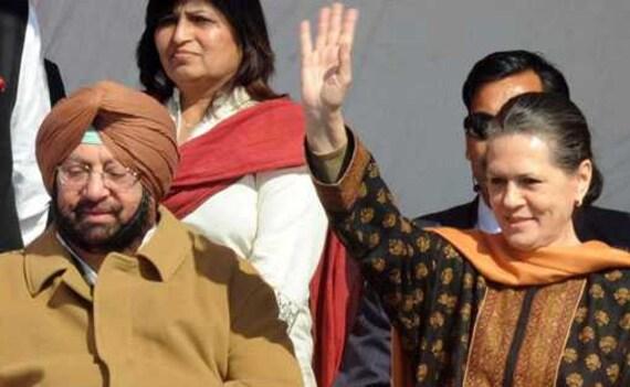 अमरिंदर कुर्सी छोड़ने को राजी नहीं, 48 MLA ने नेतृत्व परिवर्तन के लिए सोनिया गांधी को लिखा पत्र : सूत्र