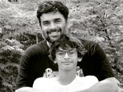 Madhavan And Wife Sarita's Birthday Posts For Son Vedaant, Now 13, Will Make You Smile