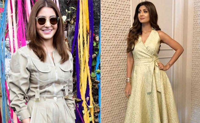 Anushka Sharma To Shilpa Shetty, 6 Stars Wear A Single Colour For Deep Impact