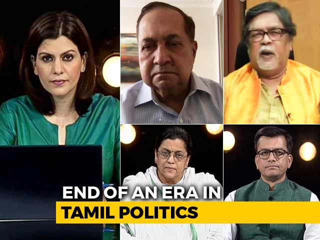 Video : Farewell, Karunanidhi: What Happens To Tamil Nadu Politics Now?