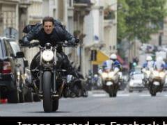 नई मिशन इम्पॉसिबल फिल्म के एक बाइक स्टंट के लिए ख़र्च किए गए Rs. 19 करोड़