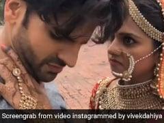 दिव्यांका त्रिपाठी के पति की जान लेना चाहती है ये,देखें विवेक दाहिया ने खुद को कैसे चंगुल से छुड़ाया...