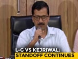 Video : Centre Defying Supreme Court, It Will Lead To Anarchy: Arvind Kejriwal