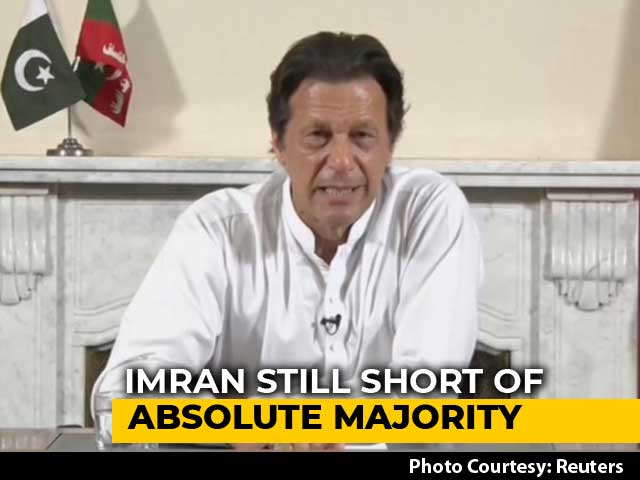 Video : Imran Khan Wins Pak Polls, Say Official Results, Needs Coalition