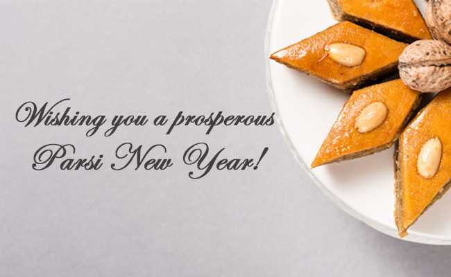 parsi new year may you have a wonderful year ahead