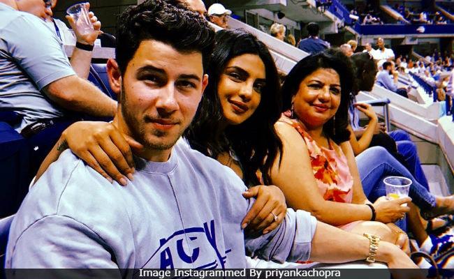 Inside Priyanka Chopra And Nick Jonas' Famjam At US Open