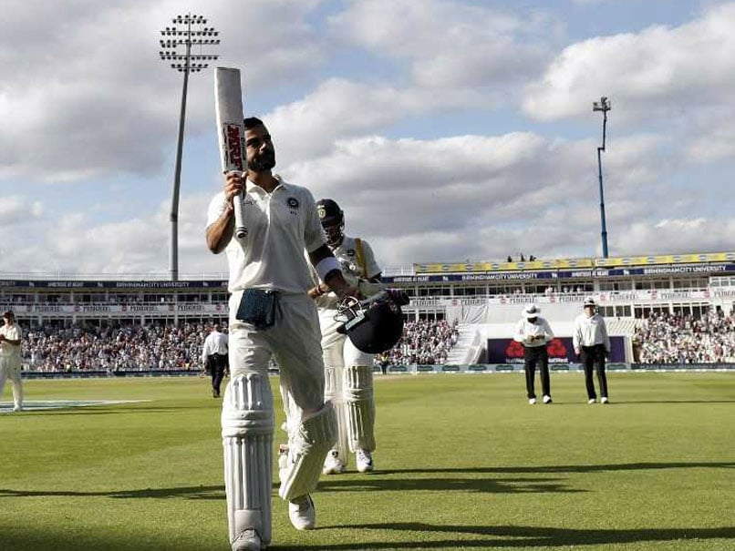 Kohli keeps Indian hopes of gatecrashing England's 1000th test alive