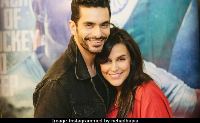 Soorma: Neha Dhupia Posts Not Just Cute Pics With Angad Bedi But Also Reviews Him In The Sandeep Singh Biopic