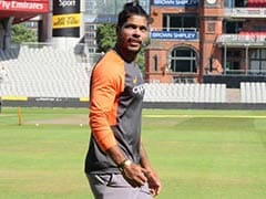 Watch: Umesh Yadav, Karun Nair Enjoy A Run Ahead Of 1st Test At Edgbaston