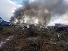 Mexico Plane Crash: Latest News, Photos, Videos on Mexico