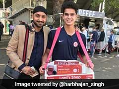 "India vs England: ""Good Boy"" Arjun Tendulkar Sells Radios At Lord"