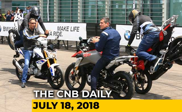 Video : BMW G 310 R, G 310 GS Launched, Hyundai Grand i10 Price Increase And Tata Nexon AMT In Lower Variant