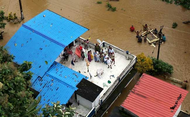 Even If Offline, People In Flood-Hit Kerala Can Share Location: Google