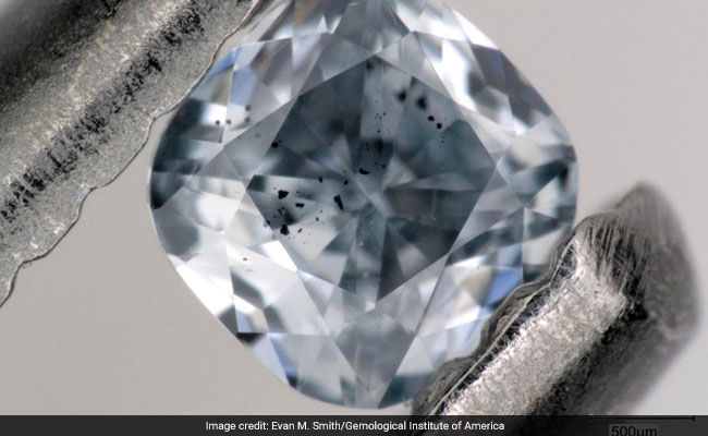 Hope Diamond, Mined In India, Was Born At Hellish Depths Of Earth: Study