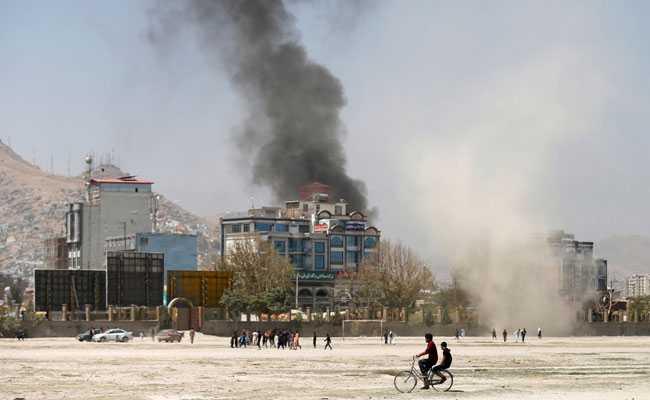 Hours-Long Battle Ends In Kabul, Terrorists Killed